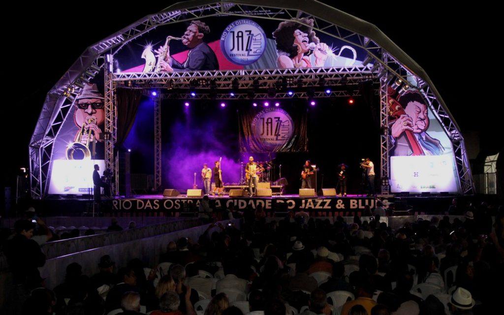 Festival Jazz e Blues Rio das Ostras