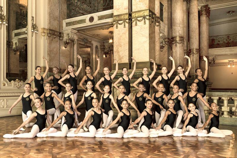 Escola de dança theatro municipal