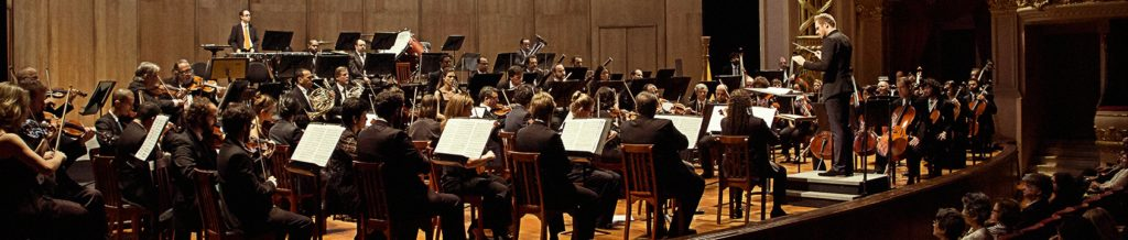 orquestra sinfônica theatro municipal