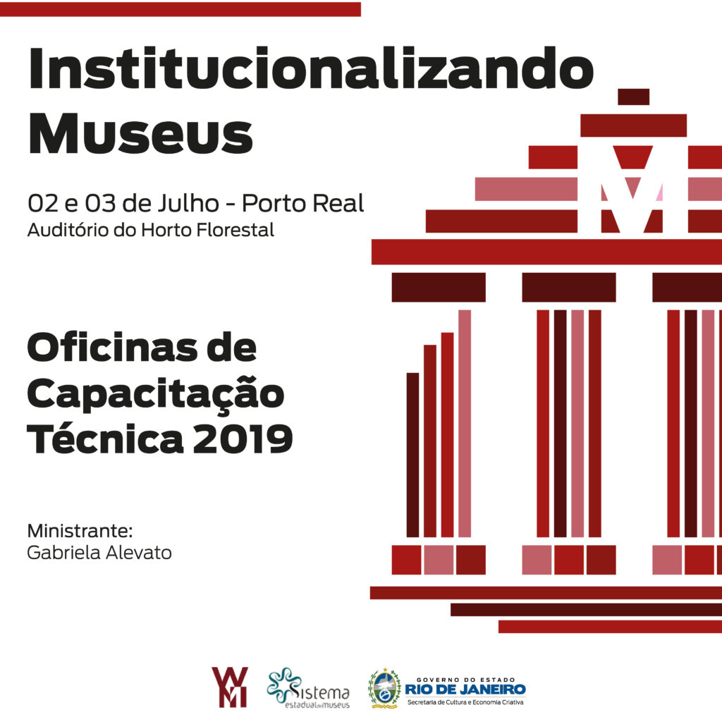 Institucionalizando Museus
