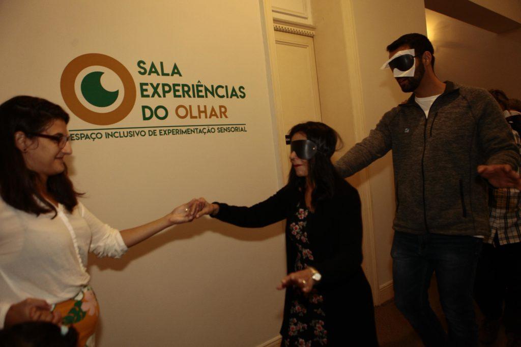 sala experiências do olhar museu do ingá