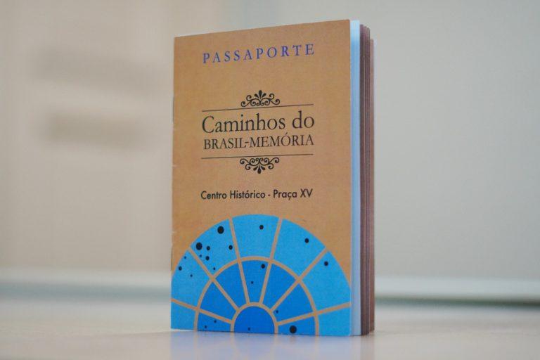 Caminhos do Brasil-Memória