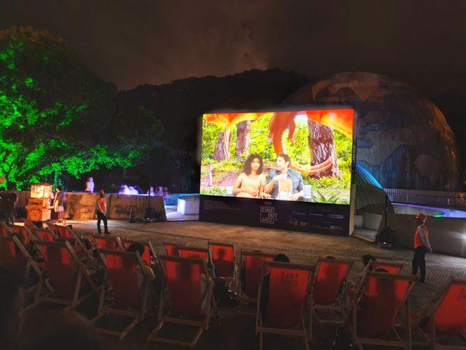 Cine Out Kids reúne cinema, arte, música, teatro, gastronomia e muita diversão para a família
