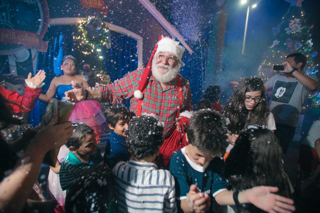 Vila Encantada de Natal